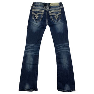 Rock Revival Women's Sherry Boot Jeans Size 27